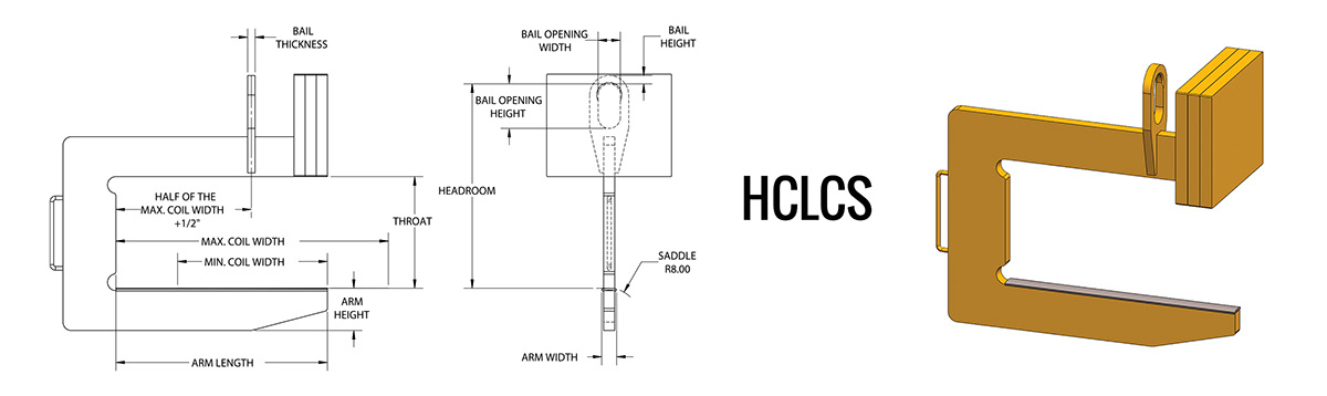 HCLCS - Coil Lifter Close Stacking