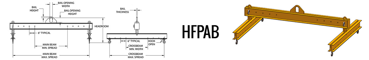 HFPAB - Four Point Adjustable Beam