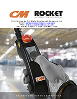 CM Rocket Rocker Switch Pendant Brochure