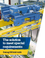 Demag DH Wire Rope Hoist Brochure