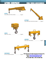 Harrington Fork Lift Attachments Brochure