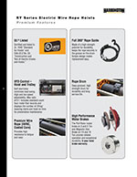 Harrington RY Wire Rope Hoist Brochure