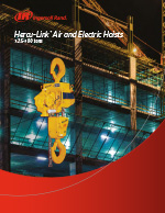 IR Hercu-Link Air Hoist Brochure