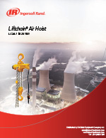 IR Liftchain Air Hoist Brochure