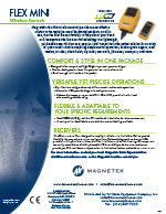Magnetek Flex Mini Radio Remote Control Brochure