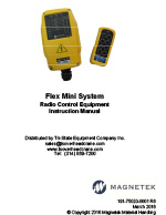 Magnetek Flex Mini Radio Remote Control Manual