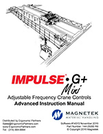 Magnetek Impulse G+ Mini VFD Advanced Manual