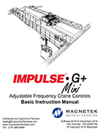 Magnetek Impulse G+ Mini VFD Manual