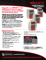 Magnetek Impulse T VFD Brochure