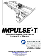 Magnetek Impulse T VFD Manual