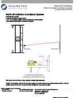 Magnetek ReFlx 45 Crane Anti-Collision System Application Bulletin