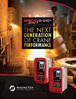 Magnetek Impulse G+/VG+ Series 4 VFD Brochure