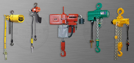 Buy Air Chain Hoists