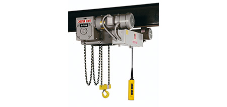 Chester Low Headroom Hoist