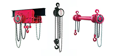 Chester Hand Chain Hoists
