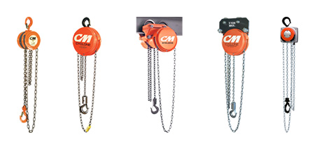 CM Hand Chain Hoists