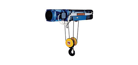 Harrington RH Wire Rope Hoist