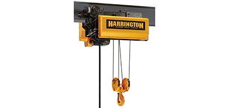 Harrington RY Wire Rope Hoist
