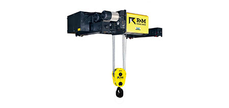 Double Girder Spacemaster SX Hoist