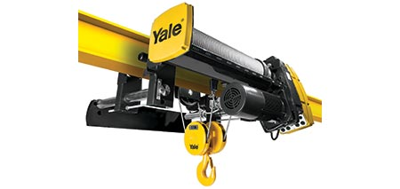 Yale Wire Rope Hoists