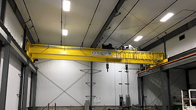 50-Ton Overhead Bridge Crane