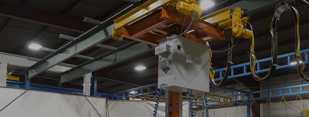 Automated Crane Systems