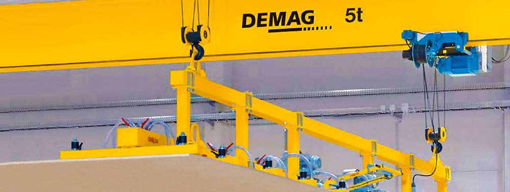 Demag Wire Rope Hoist