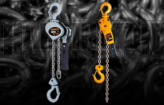Harrington Lever Hoists