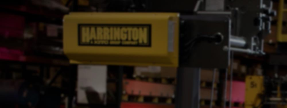 Harrington Wire Rope Hoist