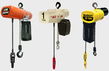 Picture for category Electric Chain Hoists