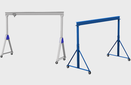 Picture for category Adjustable Gantry Cranes