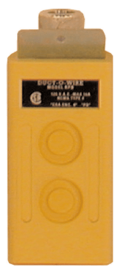 Duct-O-Wire RPB-1 Series Pendant Push Button Station