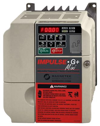 Magnetek IMPULSE G+ Mini VFD