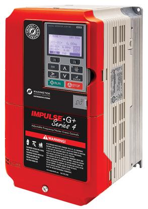 Magnetek IMPULSE G+ Series 4 VFD