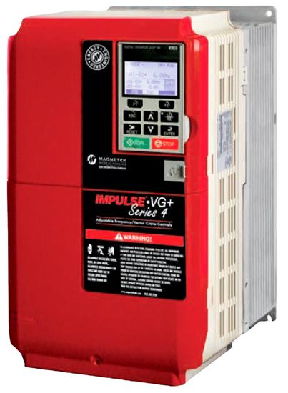 Magnetek IMPULSE VG+ Series 4 VFD