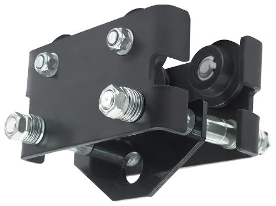 1/4 Ton CM CBTP Plain Push Trolley, Part No CBTP-0025