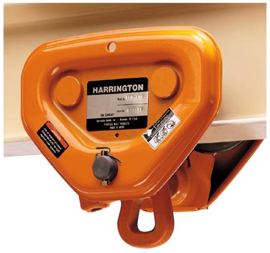 Harrington PT Series, Plain Push Trolley