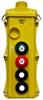 Magnetek 4-Btn SBP2 Pendant Station w/ Momentary On/Off