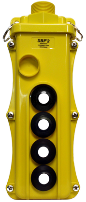 Magnetek 4-Btn SBP2 Pendant Station