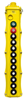 Magnetek 12-Btn SBP2 Pendant Station w/ Maintained On/Off