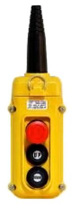 Magnetek 3-Button SBN Pendant w/ Emergency Stop Button