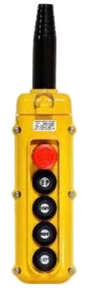 Magnetek 5-Button SBN Pendant w/ Emergency Stop
