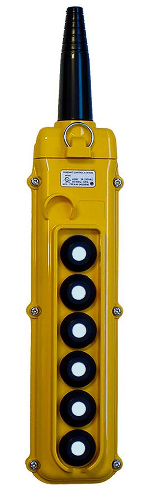 Magnetek 6-Button SBN Pendant Station