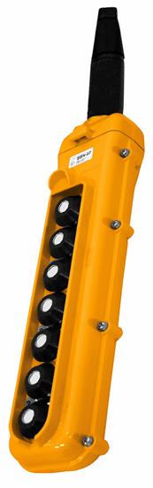 Magnetek 7-Button SBN Pendant Station