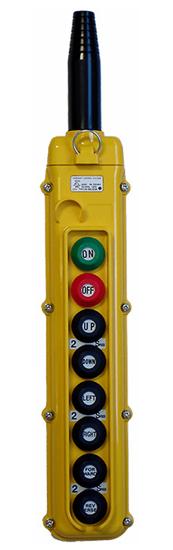 Magnetek 8-Button SBN Pendant Station w/ Momentary On/Off