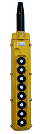 Magnetek 8-Button SBN Pendant Station
