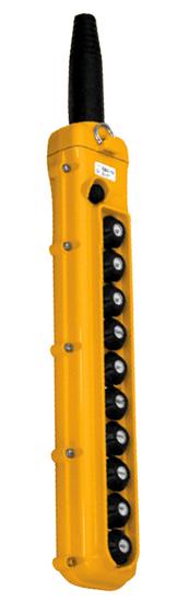 Magnetek 10-Button SBN Pendant Station