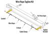 Gorbel Wall Bracket I-Beam Jib Crane Tagline Kit
