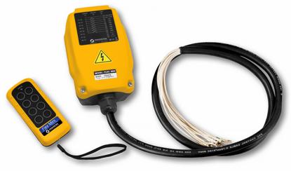 Magnetek Flex Mini Radio Remote Control System, One Transmitter