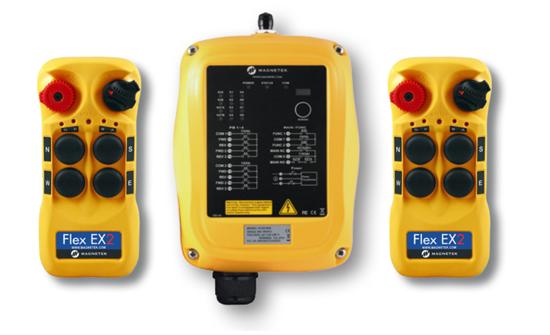 Magnetek Flex 4EX2 Radio Remote Control